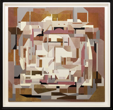 James Kennedy, 'Color Linguistic 1', 2017