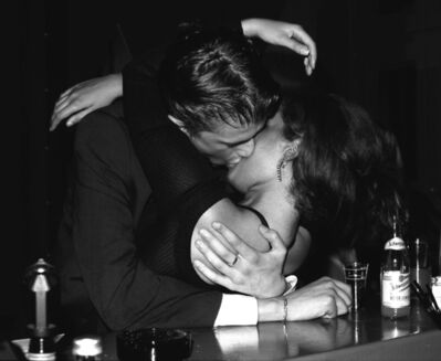 Harry Benson, 'Berlin Kiss', 1996