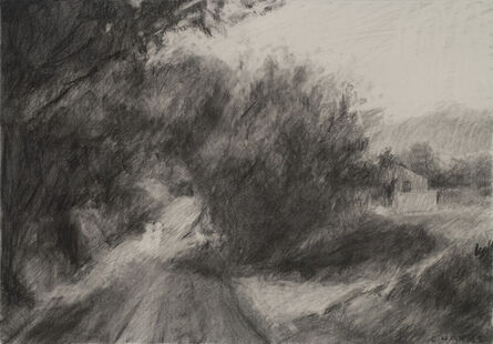Connie Hayes, 'Road to Urbino'
