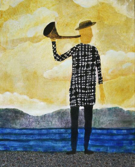 Donald Saaf, 'The Hearing Trumpet'