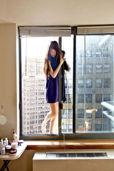 Jun Ahn, 'Self-Portrait (New York)', 2012