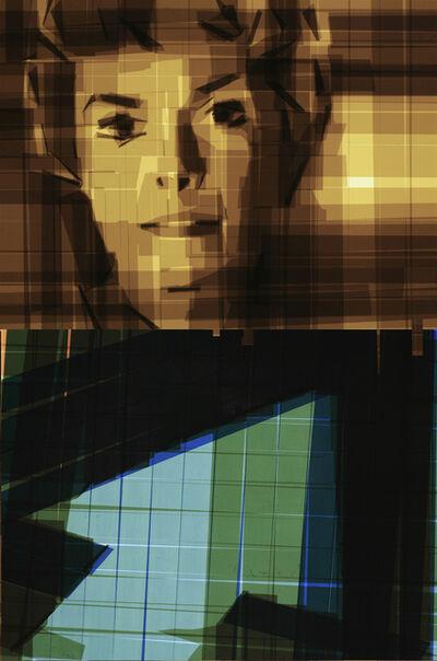 Mark Khaisman, 'Tape Noir 50 / 51', 2012