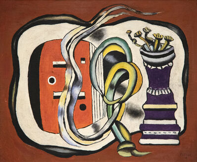Fernand Léger, 'Le Vase Bleu', 1936
