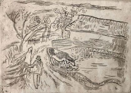 Tibor Gergely, 'Untitled', c.1940's