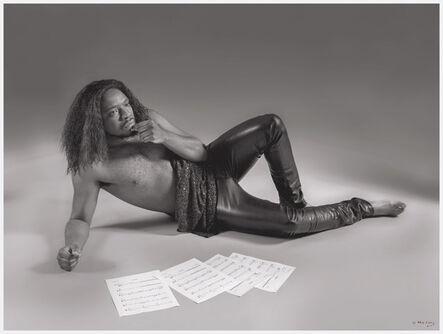 Kalup Linzy, 'Kaye Covers Asshole', 2015