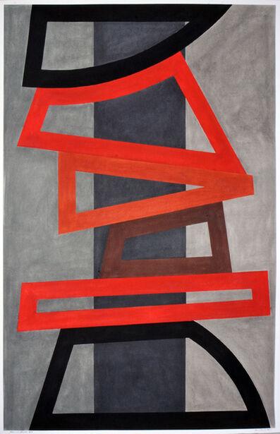 David Tremlett, 'Form and Rhythm', 2015
