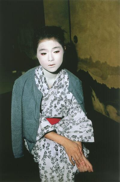 Shomei Tomatsu, 'Jidai Matsuri (Festival of the Ages)', 1983