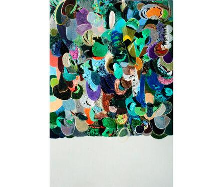 Eduardo Santiere, 'Selva espacial', 2017