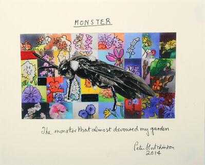 Peter Arthur Hutchinson, 'Monster', 2014