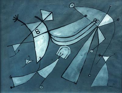 José Gurvich, 'Formas danzantes', 1966