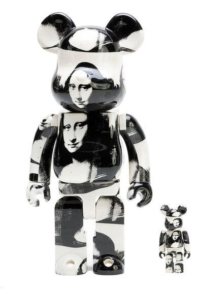 Andy Warhol, 'Andy Warhol Mona Lisa Bearbrick 400%', 2019