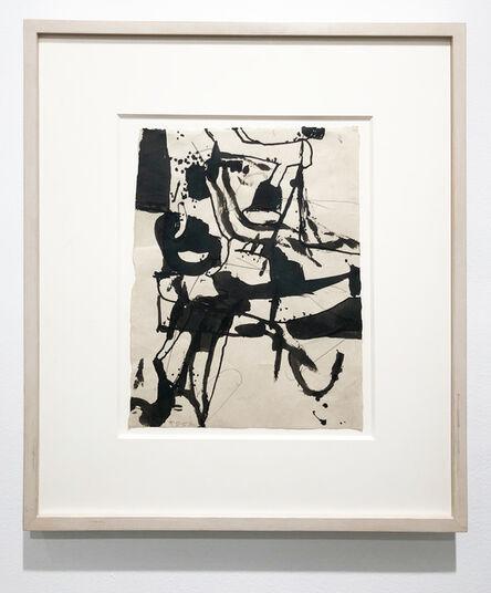 Richard Diebenkorn, 'Untitled ', 1952