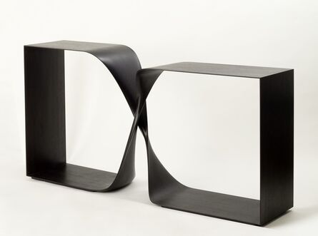 Carol Egan, 'Sculptural Hand Carved Freestanding Console', 2014