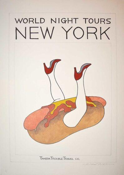 Hideo Takeda, 'NEW YORK', 2012 -2014