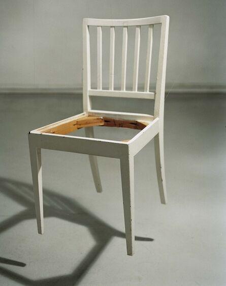 Annika von Hausswolff, 'Philosophical Chair', 2003