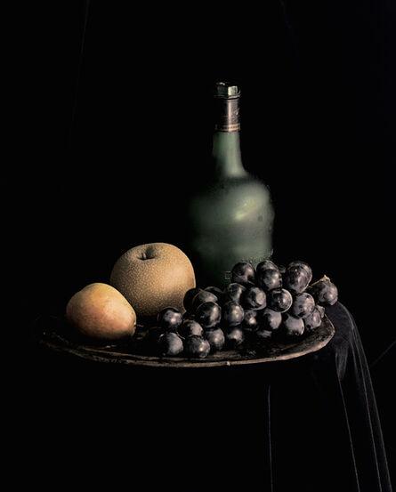 Evelyn Hofer, 'Bottle and Grapes, New York', 1996