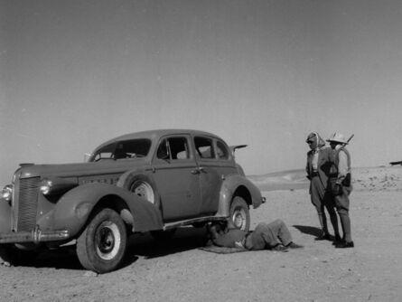 Akram Zaatari, 'Desert Panorama', 2002