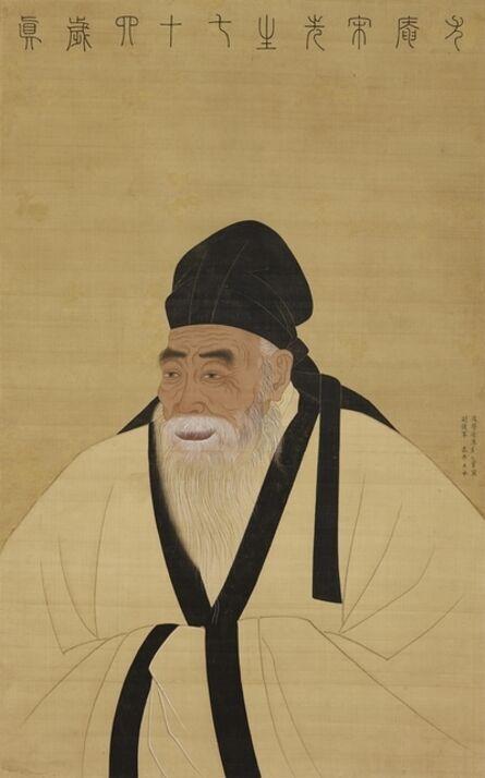 Jae-hae Jin, 'Portrait of Song Si-yeol', Joseon Dynasty-18th century