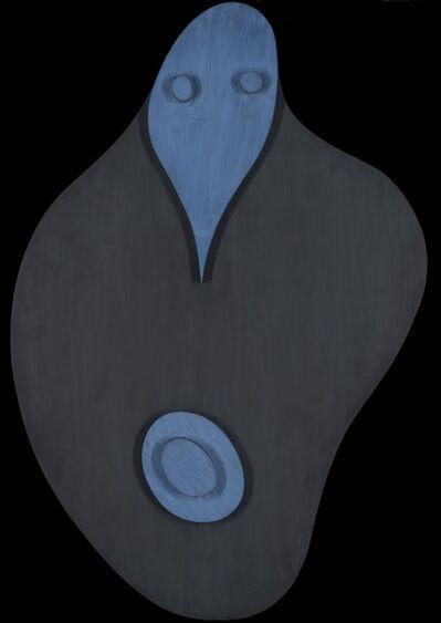 Hans Arp, 'Torso-Navel (Torse-nombril)', 1921