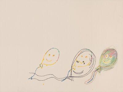 Nate Lowman, 'Balloons', 2014
