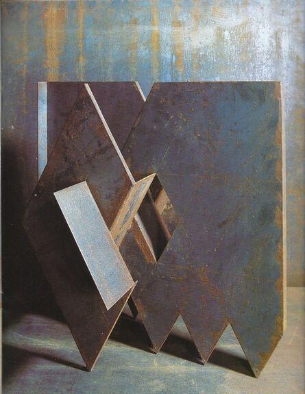 Eduardo Ramírez -Villamizar, 'Construcción Diamante', 1997