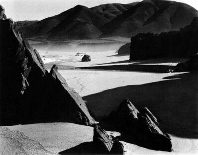 Brett Weston, 'Garrapata Beach, California', 1954