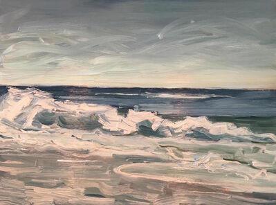 Benjamin Lussier, 'November Surf', 2016