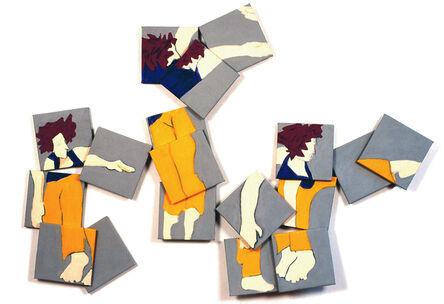 Susan Weil, 'Trisha Dancing', 2001