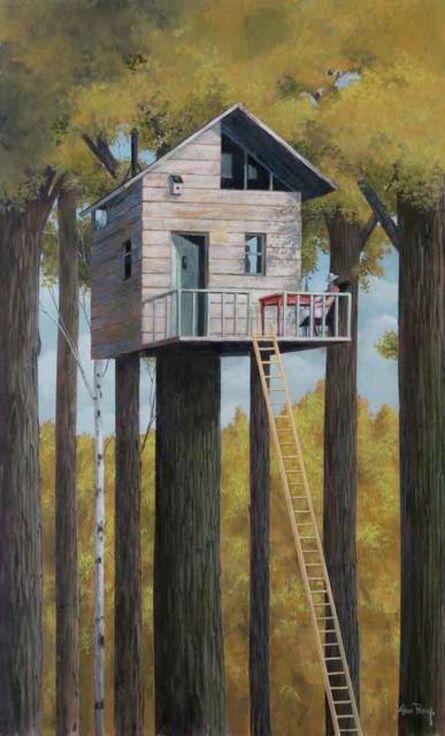 Alan Parry, 'Tree House', 2018