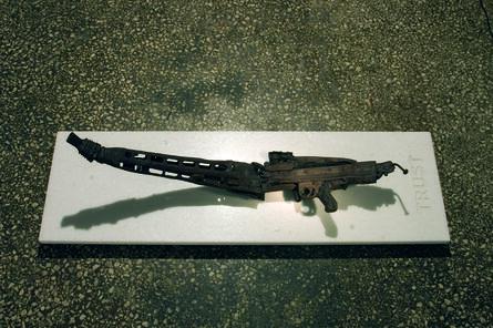 Dimitris Merantzas, 'Trust', 2013