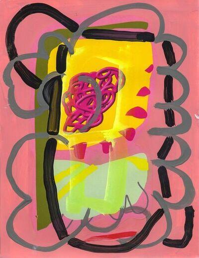 Karla Areli, 'Pink Fluorescent', 2015