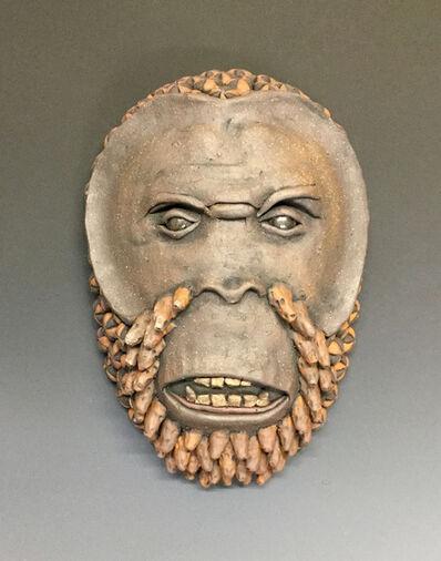 George Rodriguez, 'Monkey : Maurice ', 2018