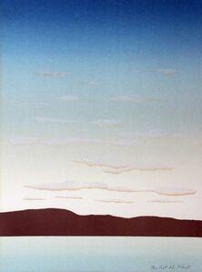 Robert Andrew Parker, 'Sunrise (from America: The Third Century)', 1976