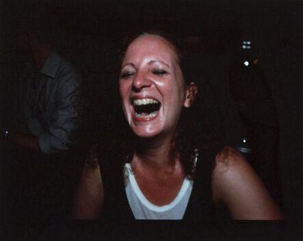 Nan Goldin, 'Self-portrait, laughing ', 1999