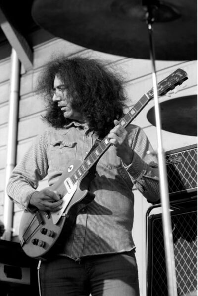 Baron Wolman, 'Grateful Dead Jerry Garcia', ca. Late 1960's