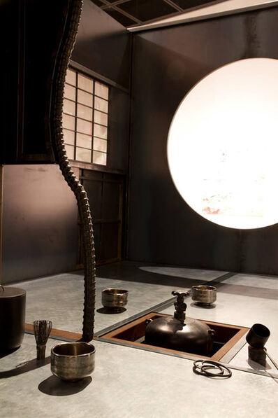 Tomohiro Kato, 'Steel Tea Room 'Tettei'', 2012
