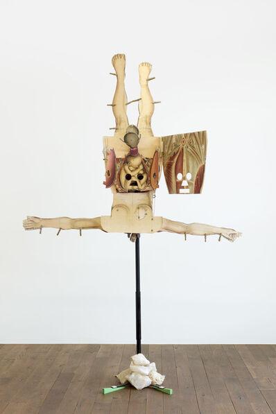 Patrick Van Caeckenbergh, 'Le monde à l'envers (Het masker)', 2015 -2020