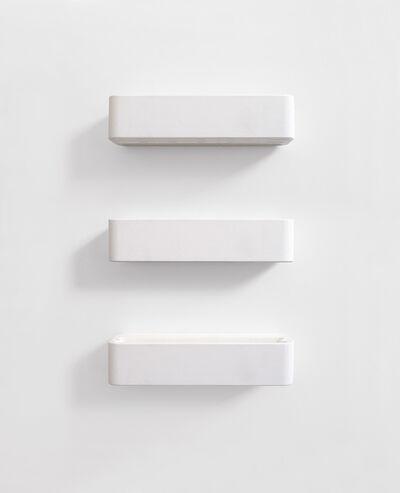 Rachel Whiteread, 'Poly Shelf', 2009