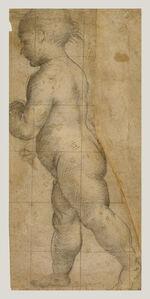 Baccio della Porta, called Fra Bartolommeo, 'Study for the Figure of the Infant Saint John the Baptist', 1509