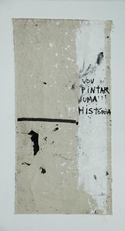 Gustavo Speridião, 'Vou Pintar uma História', No date