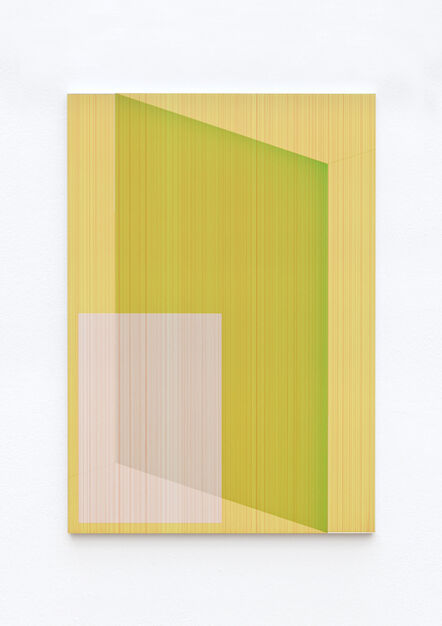 Jonas Weichsel, 'Sc 60 (Goldgrün)', 2019