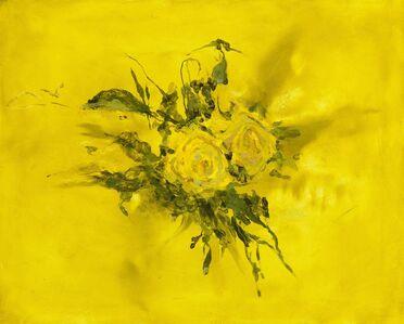 Jennifer Packer, 'Yellow Roses', 2015
