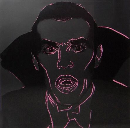 Andy Warhol, 'Dracula (FS II.264)', 1981