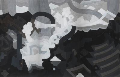 Jianwei Wang, ' Heaven One Generates Water', 2017