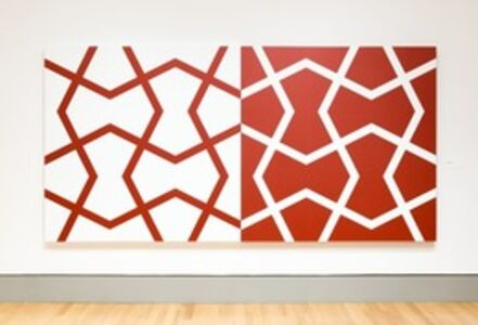 Steven Naifeh, 'Jali XXVI: Sashay Red and White', 2011