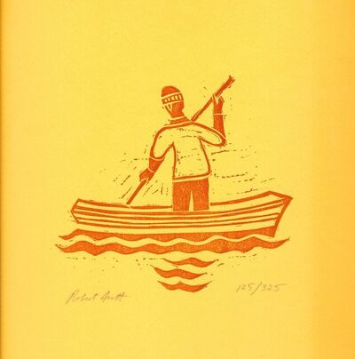 Robert Scott, 'Pole Boat', 1980
