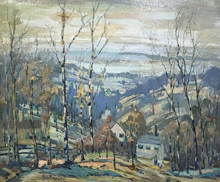 Bela Mayer, 'Beacon Hill Overlook', ca. 1920