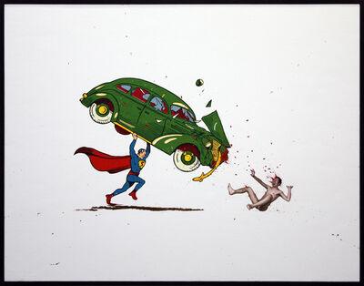 Yamamoto Ryuki, 'Bullying of Justice No. 2', 2008