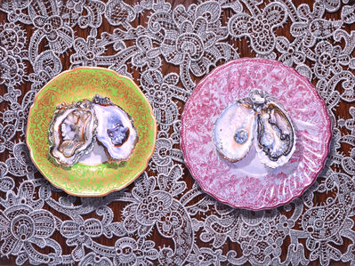 Eric Wert, 'Oysters', 2020
