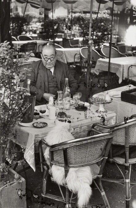 Henri Cartier-Bresson, 'On the Place Du Tertre, Montmartre, Paris', 1952